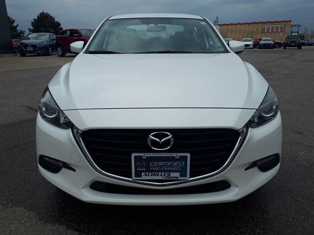 2017 Mazda Mazda3 SE (Stk: B8016A) in Milton - Image 6 of 12