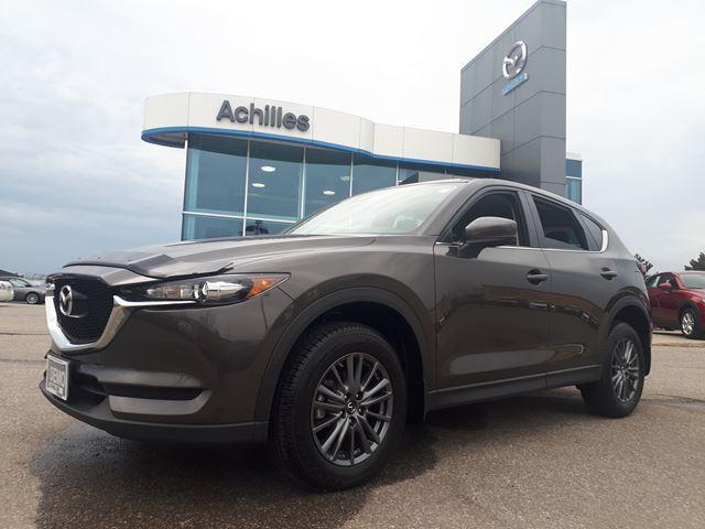 2018 Mazda CX-5 GS (Stk: H1619) in Milton - Image 1 of 11