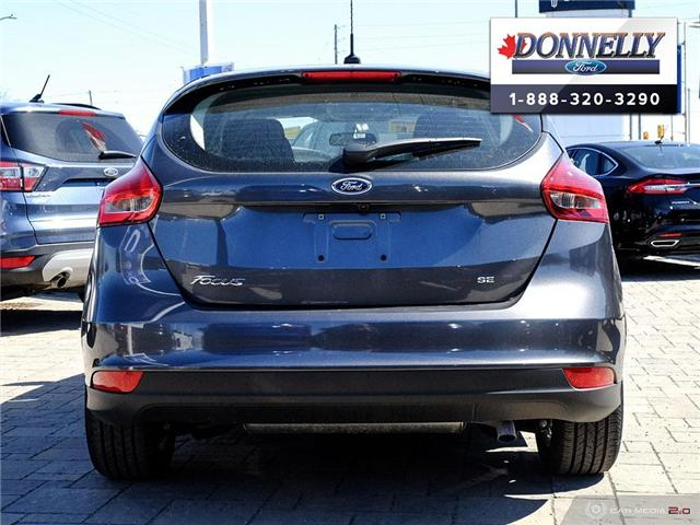 2018 Ford Focus SE (Stk: DR2222) in Ottawa - Image 5 of 27