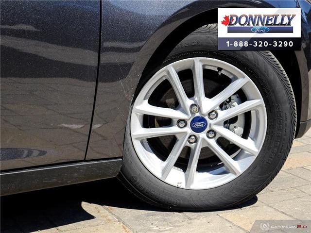 2018 Ford Focus SE (Stk: DR2222) in Ottawa - Image 6 of 27