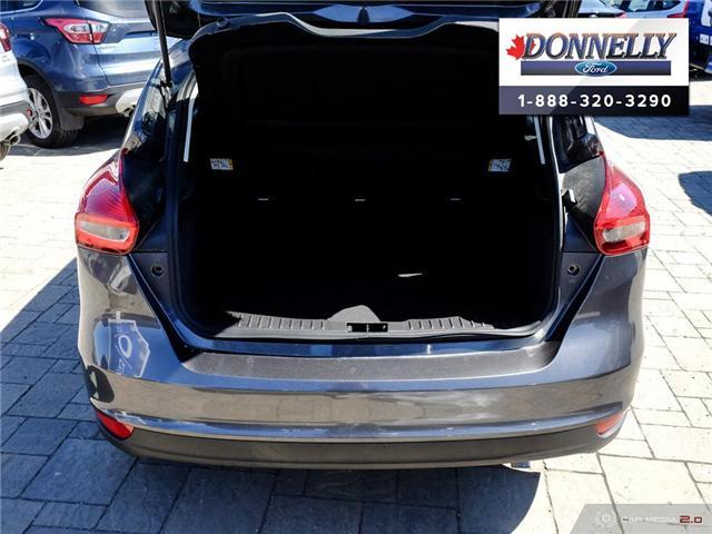 2018 Ford Focus SE (Stk: DR2222) in Ottawa - Image 11 of 27