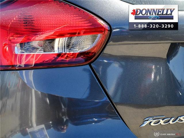 2018 Ford Focus SE (Stk: DR2222) in Ottawa - Image 12 of 27