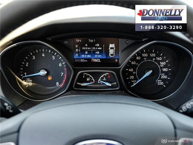 2018 Ford Focus SE (Stk: DR2222) in Ottawa - Image 15 of 27
