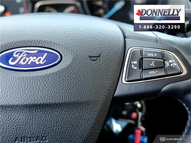 2018 Ford Focus SE (Stk: DR2222) in Ottawa - Image 18 of 27