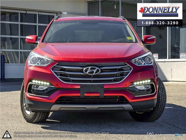 2018 Hyundai Santa Fe Sport  (Stk: PLDUR6097) in Ottawa - Image 2 of 28