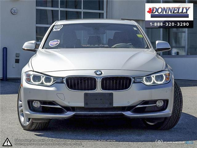 2015 BMW 328i xDrive (Stk: PLDS557A) in Ottawa - Image 2 of 28