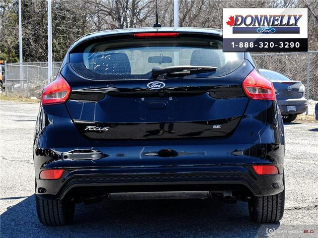 2018 Ford Focus SE (Stk: DR2220) in Ottawa - Image 5 of 27