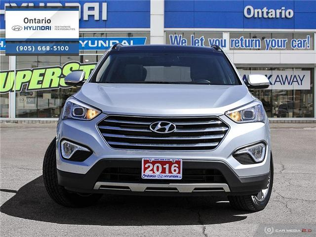 2016 Hyundai Santa Fe XL Limited w/6 Passenger (Stk: 57191K) in Whitby - Image 2 of 27