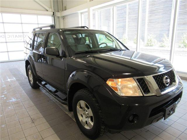 2011 Nissan Pathfinder S (Stk: 78646A) in Toronto - Image 1 of 15