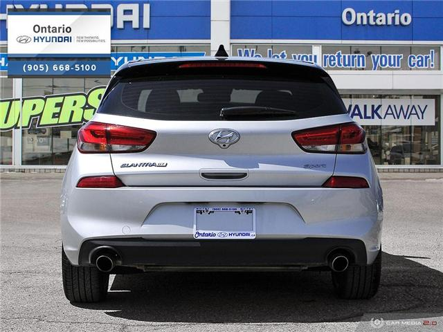 2018 Hyundai Elantra GT Sport (Stk: 44049K) in Whitby - Image 5 of 27