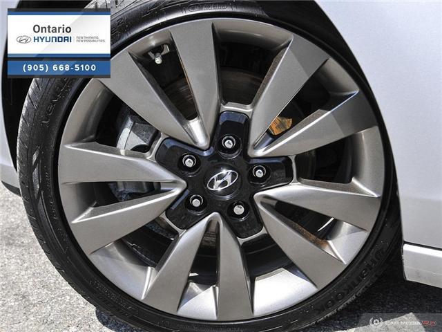 2018 Hyundai Elantra GT Sport (Stk: 44049K) in Whitby - Image 6 of 27