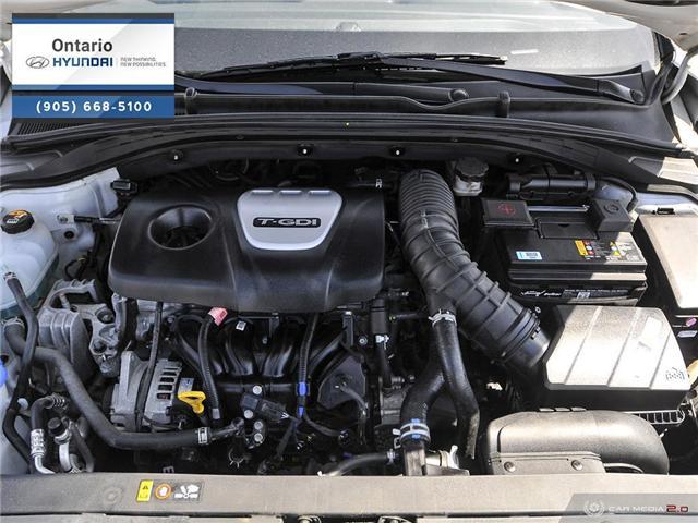 2018 Hyundai Elantra GT Sport (Stk: 44049K) in Whitby - Image 8 of 27