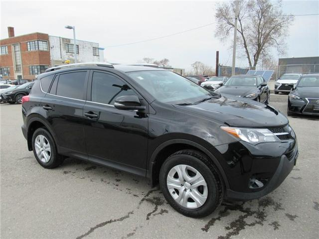 2015 Toyota RAV4 LE (Stk: 78608A) in Toronto - Image 1 of 12