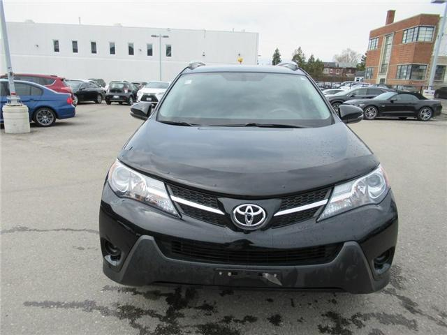 2015 Toyota RAV4 LE (Stk: 78608A) in Toronto - Image 2 of 12