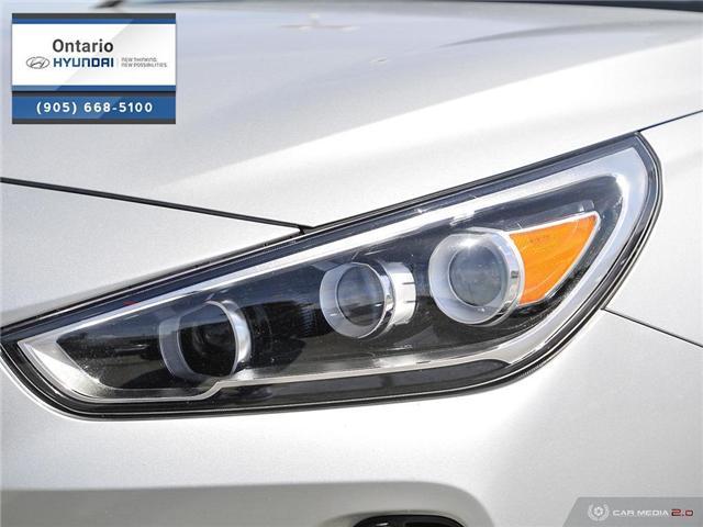 2018 Hyundai Elantra GT Sport (Stk: 44049K) in Whitby - Image 10 of 27