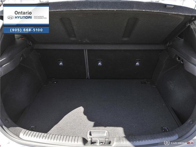 2018 Hyundai Elantra GT Sport (Stk: 44049K) in Whitby - Image 11 of 27