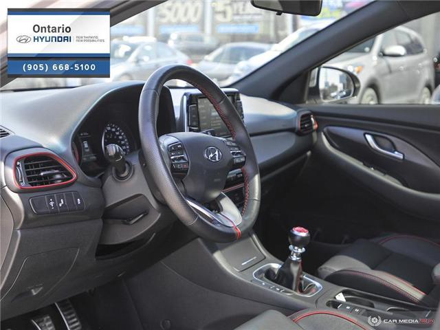2018 Hyundai Elantra GT Sport (Stk: 44049K) in Whitby - Image 13 of 27