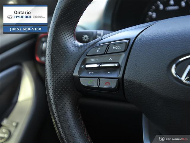 2018 Hyundai Elantra GT Sport (Stk: 44049K) in Whitby - Image 17 of 27