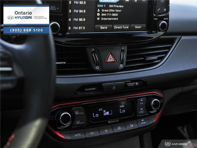 2018 Hyundai Elantra GT Sport (Stk: 44049K) in Whitby - Image 20 of 27