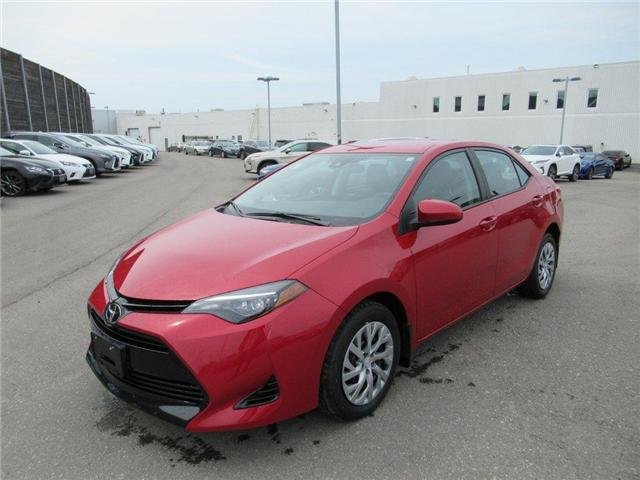 2017 Toyota Corolla LE (Stk: 78599A) in Toronto - Image 1 of 14