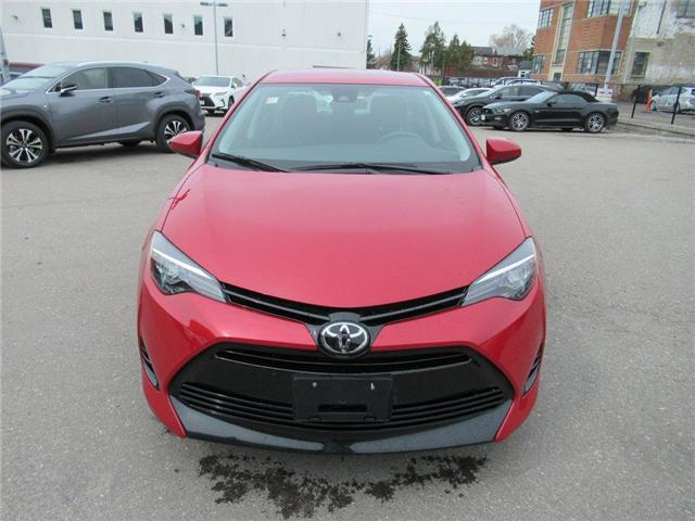 2017 Toyota Corolla LE (Stk: 78599A) in Toronto - Image 2 of 14