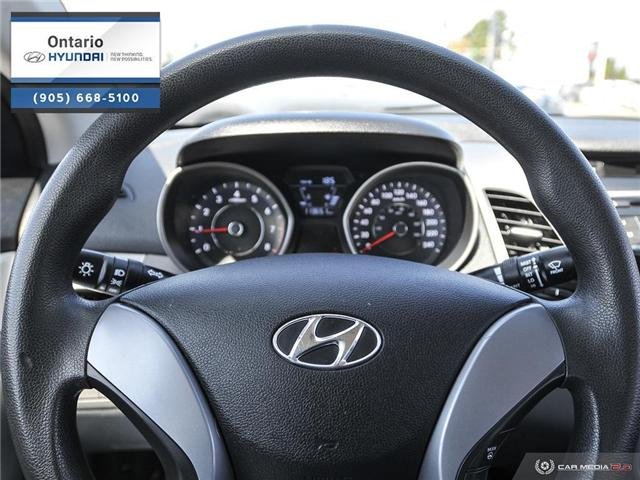 2016 Hyundai Elantra L (Stk: 48132K) in Whitby - Image 14 of 27