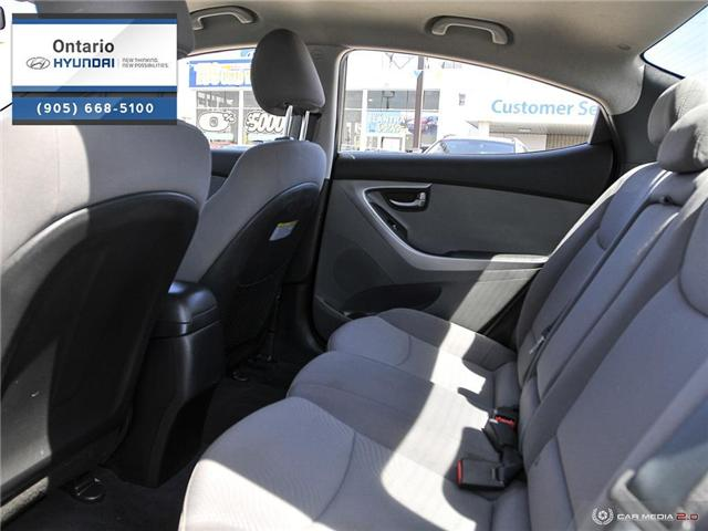 2016 Hyundai Elantra L (Stk: 48132K) in Whitby - Image 23 of 27