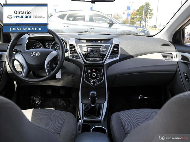 2016 Hyundai Elantra L (Stk: 48132K) in Whitby - Image 24 of 27