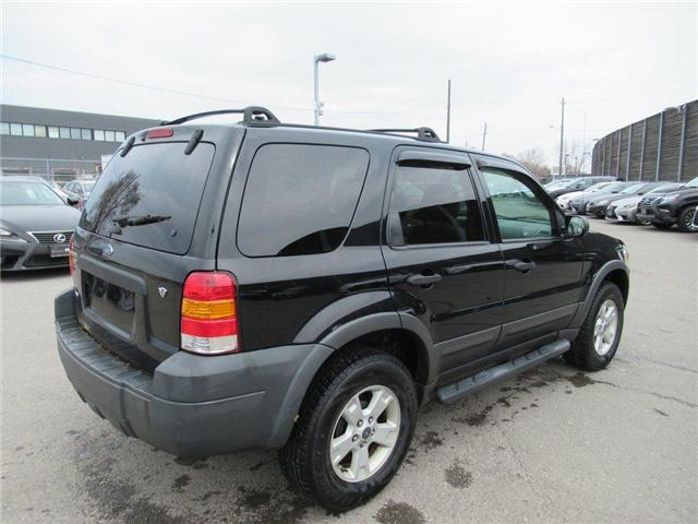 2006 Ford Escape XLT (Stk: 78720XA) in Toronto - Image 2 of 12