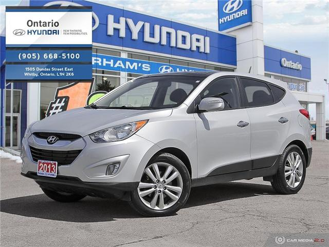 2013 Hyundai Tucson Limited w/Navigation (Stk: 14614K) in Whitby - Image 1 of 27