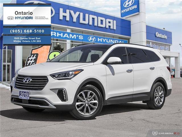 2019 Hyundai Santa Fe XL Luxury (Stk: 96559K) in Whitby - Image 1 of 27