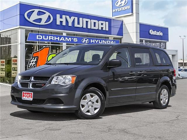 2012 Dodge Grand Caravan SE/SXT (Stk: 66243k) in Whitby - Image 1 of 27