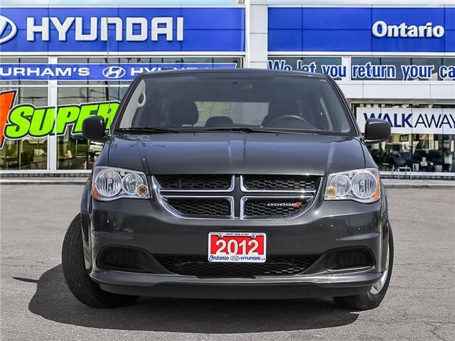 2012 Dodge Grand Caravan SE/SXT (Stk: 66243k) in Whitby - Image 2 of 27