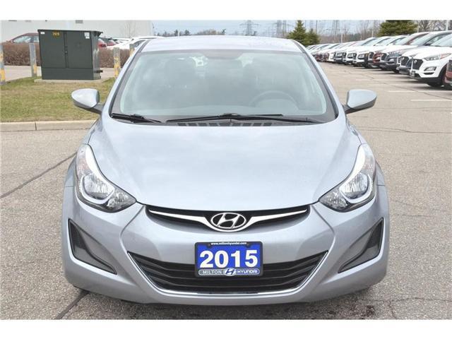 2015 Hyundai Elantra  (Stk: 624413A) in Milton - Image 2 of 18
