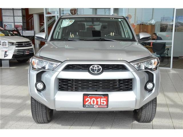 2015 Toyota 4Runner SR5 V6 (Stk: 217922) in Milton - Image 2 of 40