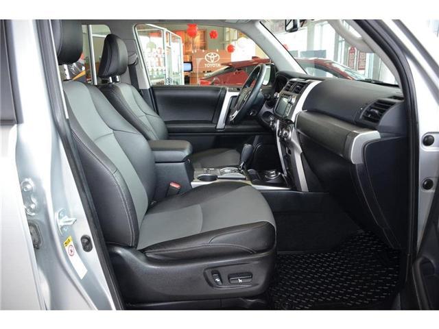 2015 Toyota 4Runner SR5 V6 (Stk: 217922) in Milton - Image 31 of 40