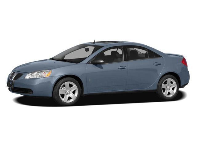 2008 Pontiac G6 SE (Stk: 184421) in Brandon - Image 1 of 2