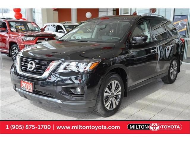 2018 Nissan Pathfinder  (Stk: 633465) in Milton - Image 1 of 49