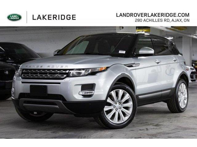 2015 Land Rover Range Rover Evoque Pure Plus (Stk: R0828A) in Ajax - Image 1 of 25
