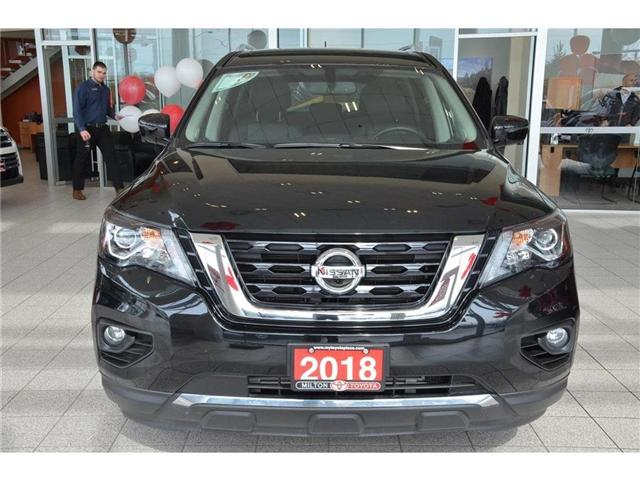 2018 Nissan Pathfinder  (Stk: 633465) in Milton - Image 2 of 49