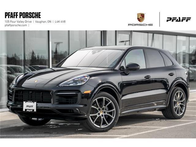 2019 Porsche Cayenne  (Stk: P13623) in Vaughan - Image 1 of 22