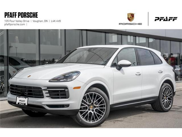 2019 Porsche Cayenne  (Stk: P13746) in Vaughan - Image 1 of 22