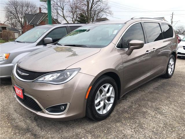 2017 Chrysler Pacifica Touring-L Plus (Stk: 85675) in Belmont - Image 1 of 26