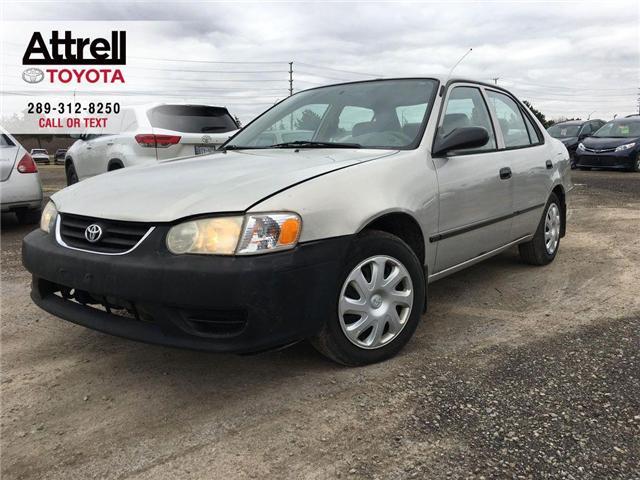 2002 Toyota Corolla  (Stk: 8618) in Brampton - Image 1 of 13