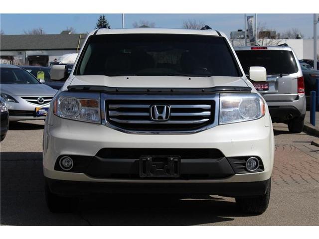 2012 Honda Pilot EX-L (Stk: 506365) in Milton - Image 2 of 14
