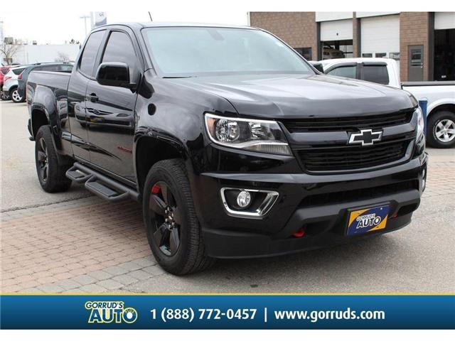 2018 Chevrolet Colorado LT (Stk: 1117769) in Milton - Image 1 of 14