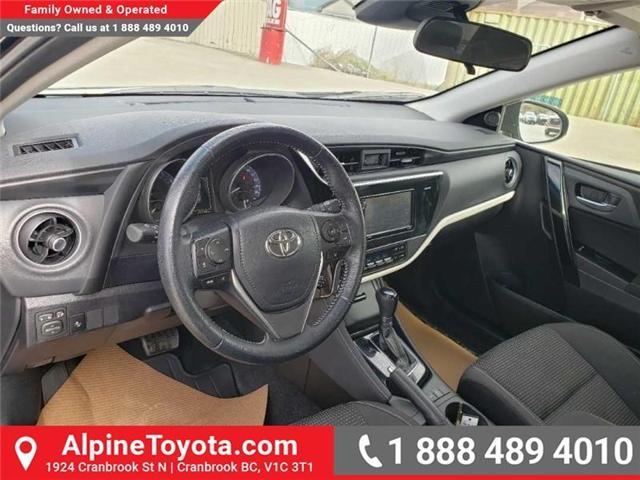 2017 Toyota Corolla iM Base (Stk: J538961M) in Cranbrook - Image 9 of 17