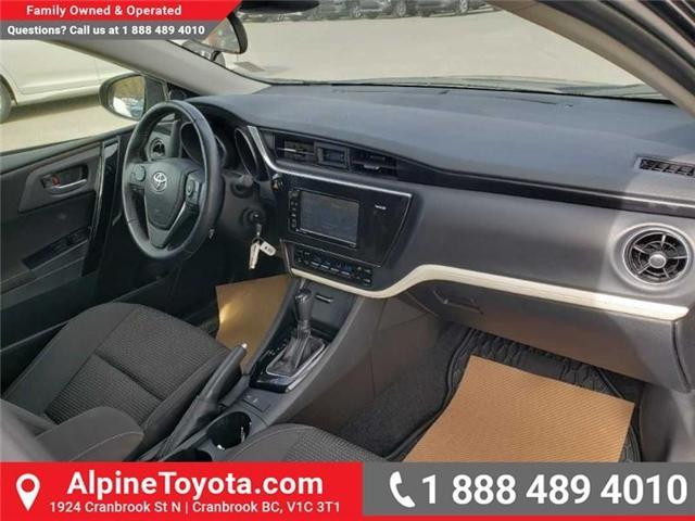 2017 Toyota Corolla iM Base (Stk: J538961M) in Cranbrook - Image 11 of 17