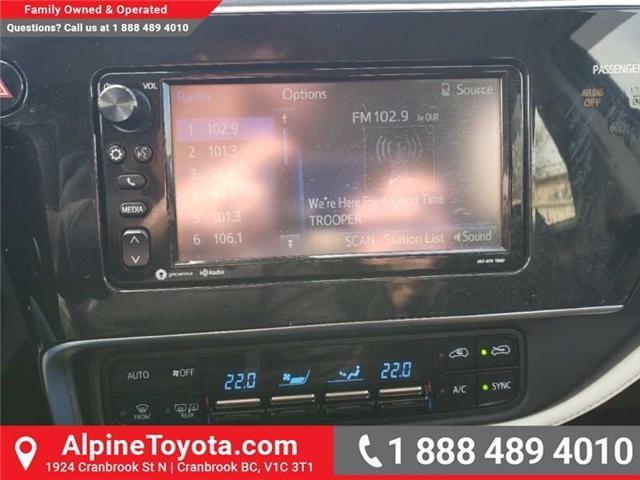 2017 Toyota Corolla iM Base (Stk: J538961M) in Cranbrook - Image 12 of 17