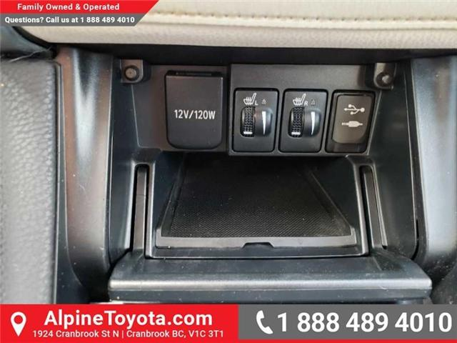 2017 Toyota Corolla iM Base (Stk: J538961M) in Cranbrook - Image 13 of 17